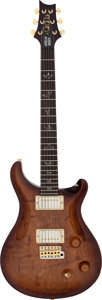 Musical Instruments:Electric Guitars, 2009 Paul Reed Smith (PRS) African Queen Natural-burst Solid Body Electric Guitar, Serial # 09 150029....