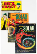 Golden Age (1938-1955):Miscellaneous, Golden Age Comics Group of 13 (Various Publishers, 1947-76) Condition: Average VG.... (Total: 13 Comic Books)