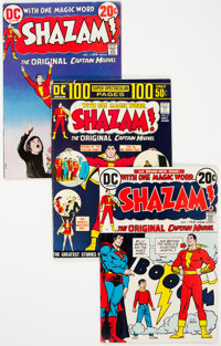 Shazam! Related Group of 34 (DC, 1972-85) Condition: Average VF.... (Total: 34 Comic Books)