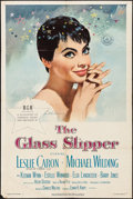 """Movie Posters:Musical, The Glass Slipper (MGM, 1955) Folded, Fine/Very Fine. One Sheet (27"""" X 41""""). Jon Whitcomb Artwork. Musical...."""