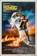 "Movie Posters:Science Fiction, Back to the Future & Other Lot (Universal, 1985) Folded & Rolled, Overall: Very Fine-. One Sheets (2) (27"" X 40 & 27"" X 41"")... (Total: 2 Items)"