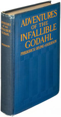 Books:Mystery & Detective Fiction, Frederick Irving Anderson. Adventures of the InfallibleGodahl. New York: 1914. First edition, inscribed....