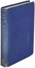 Books:Mystery & Detective Fiction, Thomas Bailey Aldrich. Out of His Head. New York: 1862. First edition....