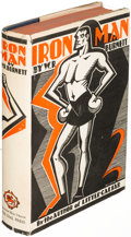 Books:Mystery & Detective Fiction, W. R. Burnett. Iron Man. New York: 1930. First edition,signed....