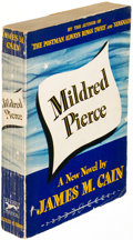 Books:Mystery & Detective Fiction, James M. Cain. Mildred Pierce. New York: 1941. First edition, advance issue....