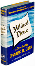 Books:Mystery & Detective Fiction, James M. Cain. Mildred Pierce. New York: 1941. Firstedition....