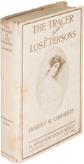 Books:Mystery & Detective Fiction, R. W. Chambers. The Tracer of Lost Persons. New York: 1906.First edition....