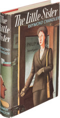 Books:Mystery & Detective Fiction, Raymond Chandler. The Little Sister. London: 1949. First English edition....