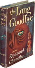 Books:Mystery & Detective Fiction, Raymond Chandler. The Long Goodbye. Boston: 1954. First U. S. edition....