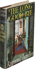 Books:Mystery & Detective Fiction, Raymond Chandler. The Long Good-Bye. London: 1953. First edition....