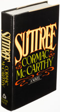 Books:Literature 1900-up, Cormac McCarthy. Suttree. New York: [1979]. First edition....
