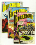 Silver Age (1956-1969):Adventure, Blackhawk Group (DC, 1963-77) Condition: Average VG. Featured in this lot are #'s 182, 189, 192, 194, 196 (Combat Diary begi... (Total: 14 Comic Books Item)