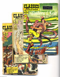 Golden Age (1938-1955):Classics Illustrated, Classics Illustrated First Editions Group (Gilberton, 1949-62).This group consists of 17 comics: #56 (FR); 61 (FR); 69 (FR)...(Total: 17 Comic Books Item)