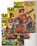 Silver Age (1956-1969):Classics Illustrated, Classics Illustrated Group (Gilberton, 1965-71) Condition: AverageGD/VG. This group consists of 27 comics: #1, 2, 5 (two co...(Total: 27 Comic Books Item)