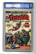 Bronze Age (1970-1979):Horror, Creatures on the Loose #26 (Marvel, 1973) CGC NM 9.4 Cream tooff-white pages. Bondage cover. Val Mayerick art. Overstreet 2...