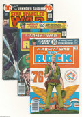 Bronze Age (1970-1979):Miscellaneous, DC Bronze Age War Group (DC, 1973-84) Condition: Average VF+. Thisgroup includes Our Army At War #295 and 297, Star S... (Total: 12Comic Books Item)