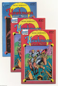 Modern Age (1980-Present):Miscellaneous, First Comics Hawkmoon and Corum Group (First, 1986-88) Condition: Average NM-. This group of Michael Moorcock adaptations in... (Total: 24 Comic Books Item)