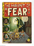 Golden Age (1938-1955):Horror, Haunt of Fear #7 (EC, 1951) Condition: VG/FN. Johnny Craig cover.Craig, Jack Davis, Jack Kamen, and Graham Ingels art. Over...