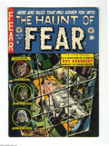 Golden Age (1938-1955):Horror, Haunt of Fear #16 (EC, 1952) Condition: VG/FN. Ray Bradburyadaptation. Wally Wood, Johnny Craig, Jack Davis, Jack Kamen, Ge...