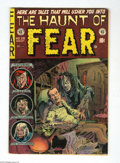 "Golden Age (1938-1955):Horror, Haunt of Fear #26 (EC, 1954) Condition: VG+. Containsanti-censorship editorial ""Are you a Red Dupe?"" Graham Ingelscover. I..."