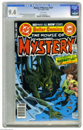 Bronze Age (1970-1979):Horror, House of Mystery #259 (DC, 1978) CGC NM 9.4 White pages. JoeOrlando and Dick Giordano cover. Michael Golden, Don Newton, Bo...
