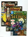 Bronze Age (1970-1979):Horror, Miscellaneous Bronze Age Horror Group (Various, 1972-78) Condition:Average VF/NM. This group includes House of Secrets ... (Total: 10Comic Books Item)