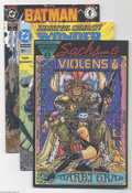 Modern Age (1980-Present):Miscellaneous, Miscellaneous Modern Comics Group (Various Publishers). This long box of high-grade books in various Image titles (The Max...