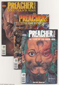 Modern Age (1980-Present):Horror, Preacher Group (DC, 1996-2000) Condition: Average NM+. This groupincludes Preacher Special: Saint of Killers #1-4, Pr... (Total: 9Coins Item)
