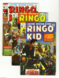 Bronze Age (1970-1979):Western, The Ringo Kid Group (Marvel, 1970-73) Condition: Average VF+. This group consists of nine comics: #3, 4, 5, 6, 16, 18, 19, 2... (Total: 9 Comic Books Item)