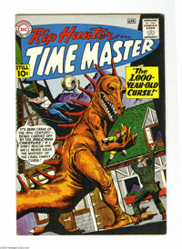 Rip Hunter Time Master #1 (DC, 1961) Condition: FN. Ross Andru and Mike Esposito cover and art. Overstreet 2004 FN 6.0 v...
