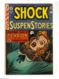 Golden Age (1938-1955):Horror, Shock SuspenStories #15 and 16 Group (EC, 1954) Condition: VG. Thisgroup contains issues #15 and 16. Jack Kamen, George Eva... (Total:2 Comic Books Item)