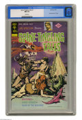 Bronze Age (1970-1979):Horror, Spine-Tingling Tales #1 (Gold Key, 1975) CGC NM 9.4 White pages.First appearance of Tragg. Overstreet 2004 NM- 9.2 value = ...