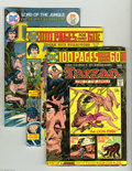 Bronze Age (1970-1979):Miscellaneous, Tarzan Group #207-258 (DC, 1972-77) Condition: Average VF. Analmost complete run of DC's series based on the classic advent...(Total: 51 Comic Books Item)