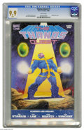 Modern Age (1980-Present):Superhero, Thanos Quest #1 (Marvel, 1990) CGC MT 9.9 White pages. Wraparound cover by Jim Starlin. Starlin story. Ron Lim and John Beat...