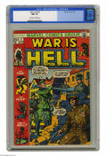 Bronze Age (1970-1979):War, War Is Hell #2 (Marvel, 1973) CGC NM 9.4 Off-white to white pages. John Severin cover. Gene Colan and Syd Shores art. Overst...