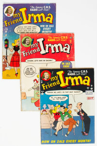 My Friend Irma Group of 12 (Marvel, 1952-55) Condition: Average GD/VG.... (Total: 12 )