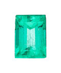 Estate Jewelry:Unmounted Gemstones, Unmounted Colombian Emerald . ...