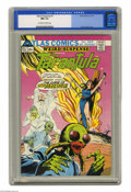 Bronze Age (1970-1979):Horror, Weird Suspense #1 (Atlas, 1975) CGC NM 9.4 White pages. Origin andfirst appearance of the Tarantula. Rich Buckler cover. Ov...