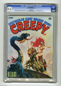 Bronze Age (1970-1979):Horror, Creepy #105 (Warren, 1979) CGC NM+ 9.6 White pages. Lone Ranger andTonto cameo. Esteban Maroto cover art. Alex Nino and Val...