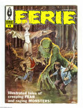 Silver Age (1956-1969):Horror, Eerie #11 (Warren, 1967) Condition: VF/NM. This issue of thefabulous black-and-white illustrated horror magazine features a...