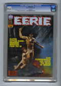 Modern Age (1980-Present):Horror, Eerie #116 (Warren, 1980) CGC NM+ 9.6 White pages. Enrich coverart. E. R. Cruz and Fred Redondo interior art. Overstreet 20...