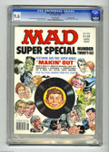 Magazines:Mad, Mad Super Special #26 Gaines File copy (EC, 1978) CGC NM+ 9.6Off-white pages. Mort Drucker cover art. Norman Mingo interior...