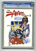 Magazines:Miscellaneous, Neal Adams Treasury #2 (Pure Imagination, 1979) CGC NM+ 9.6 Whitepages. Neal Adams stories, cover and art. Photo of Jerry S...