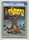 Bronze Age (1970-1979):Science Fiction, Planet of the Apes #11 (Marvel, 1975) CGC NM 9.4 White pages. Gray Morrow cover art. Mike Ploog and Alfredo Alcala interior ...