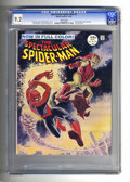 Silver Age (1956-1969):Superhero, Spectacular Spider-Man #2 (Marvel, 1968) CGC NM- 9.2 White pages. Green Goblin cover and story. John Romita Sr. cover. Romit...