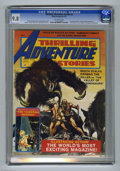 Magazines:Miscellaneous, Thrilling Adventure Stories #2 (Atlas-Seaboard, 1975) CGC NM/MT 9.8Off-white pages. ...