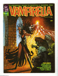 Bronze Age (1970-1979):Horror, Vampirella #2 (Warren, 1969) Condition: VG/FN. It's a family affairin this second issue of the long-running cult comic maga...
