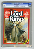 Magazines:Miscellaneous, Warren Presents Special Edition #nn (Warren, 1979) CGC NM+ 9.6White pages. Adaptation of Lord of the Rings. J. R. R Tol...
