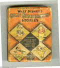 Platinum Age (1897-1937):Miscellaneous, Big Little Book 1111 Silly Symphonies (Whitman, 1936) Condition:GD. The complete title is Mickey Mouse Presents Walt Disn...