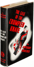 Books:Mystery & Detective Fiction, Anthony Boucher. Pair of Inner Sanctum Mysteries. New York: [1939-1941]. First editions.... (Total: 2 Items)